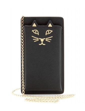 Charlotte Olympia | Feline iPhone 5 case