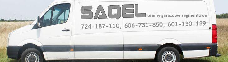 Bramy przemysłowe | SAQEL