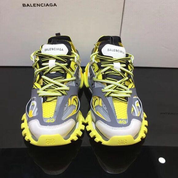 Balenciaga track trainers (size 7) 40