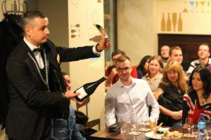 Wine tasting with Recas winery  winetasting#corso#bistro#cluj#recas