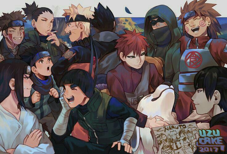Instagram De Konoha In 2020 Naruto Boys Naruto Art Anime