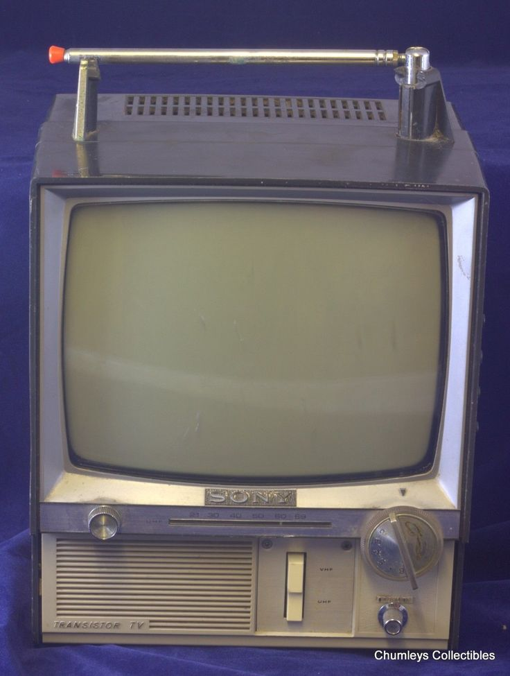 Looking at online info, this was the first Sony TV to be sold in the UK 1965-67. This one is being sold as seen, for spares or repair. Would make an ideal restoration piece / spares, as this is now, a rare item to find.   eBay!