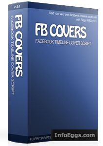 Flippy FBCovers – Facebook Timeline Cover Script