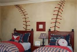 baseball themed rooms for boys - Bing Images