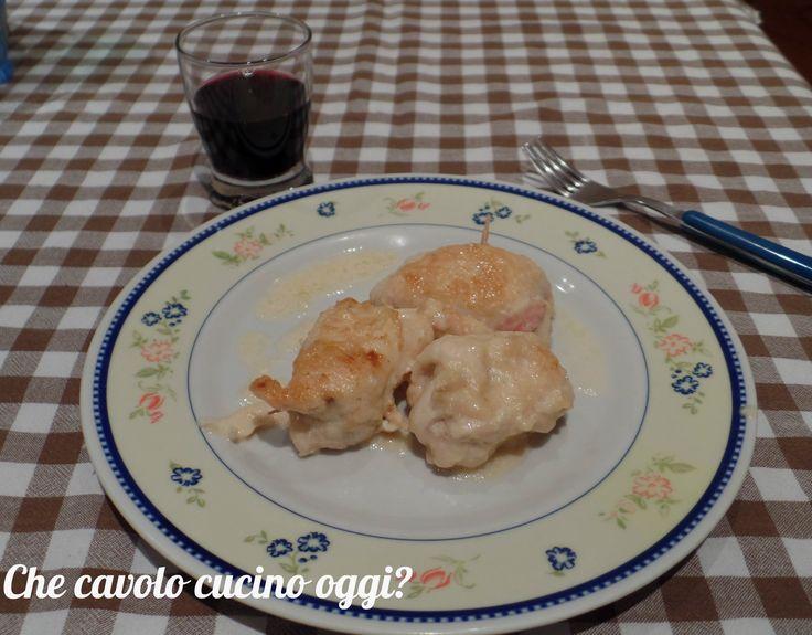 Involtini+di+pollo+e+prosciutto