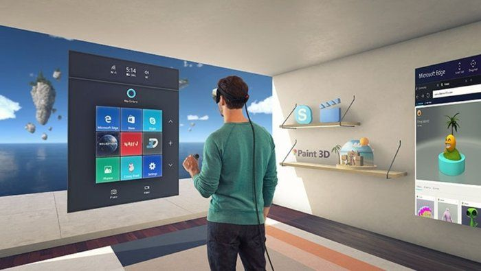Microsoft sets Windows 10 PC requirements for tethered VR headsets