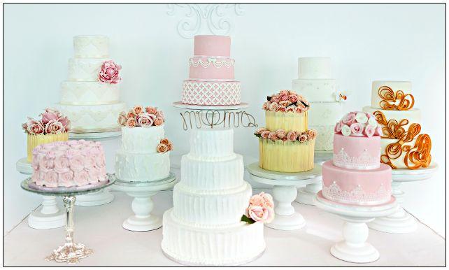 Galerie Torturi Nunta | Grace Couture Cakes