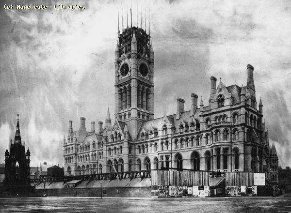Albert Square, 1877