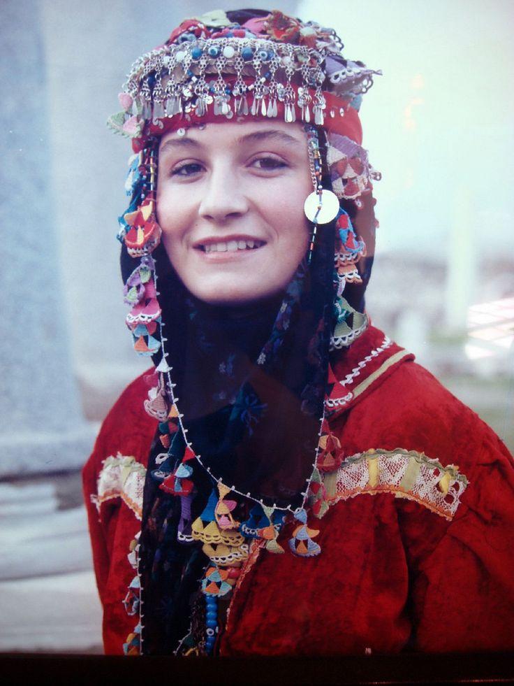Turkish costume