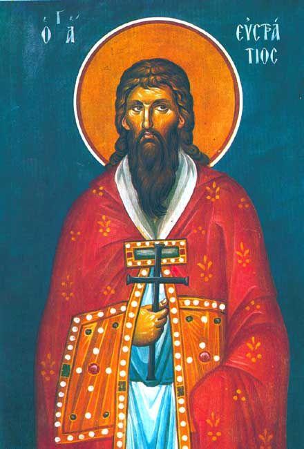Martyr Eustratius - December 13