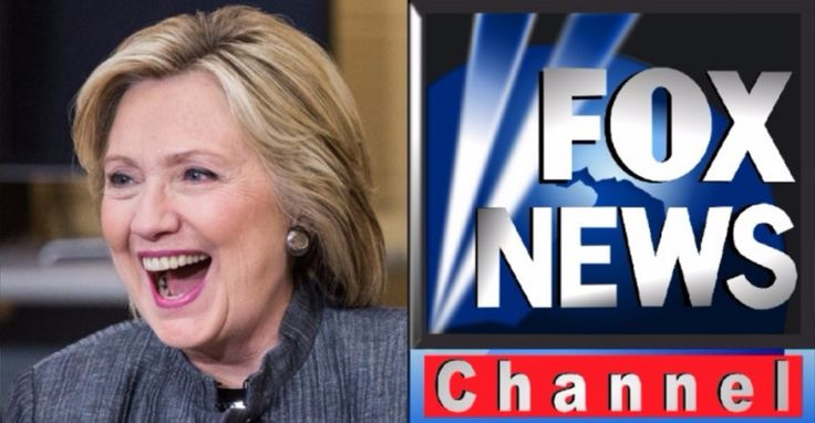 "And, for today's (non)surprise, FOX News Admits It Made Up Story of Hillary Being ""Indicted"" For Foundation"