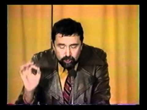 Leo Buscaglia - You are a Unique and Wondrous Person