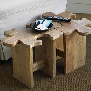 Design de Móveis: Quebra-cabeças