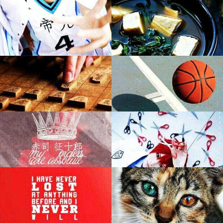 Akashi Seijuuro | Kuroko no Basket