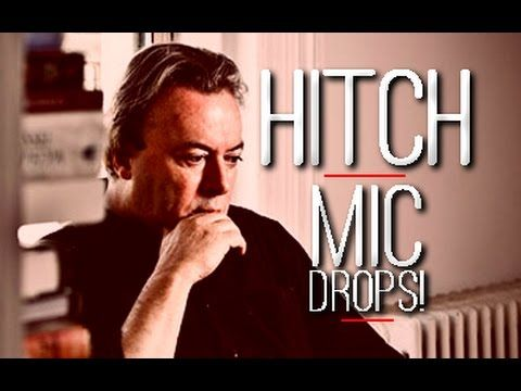Those 7 Savage Christopher Hitchens Mic Drops