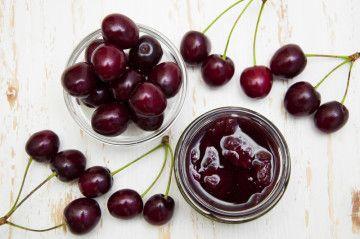 Cómo hacer mermelada de cerezas casera