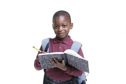 How to encourage children to have a positive attitude about the back to school experience.