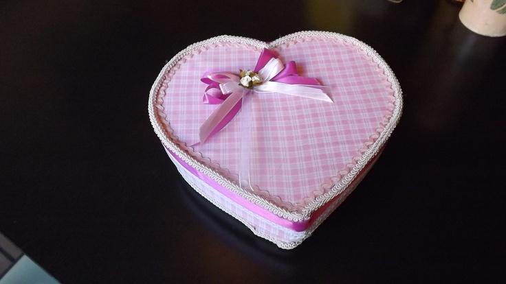 Caja corazón