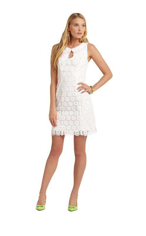 Lilly Pulitzer White Dresses On Sale Lilly Pulitzer white dress