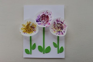 I think E and I will make these tomorrow for the first day of spring!