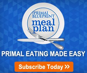 Primal Blueprint Meal Plan  How to personalize