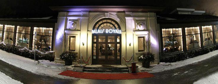 Toronto Ballroom - Palais Royale for All Toronto Events and Toronto Ballrooms.