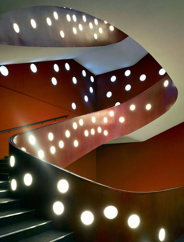 Architect Toyo Ito | jebiga | #architecture #stairs