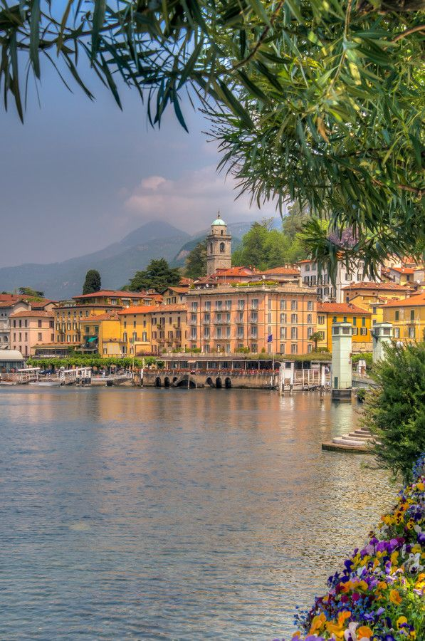 Lake Como, Italy Oh how I wish I was there right now ... Leisurely walking around and exploring!