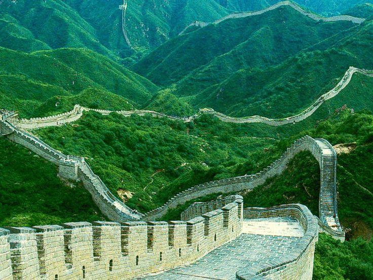 a visitar a china ....