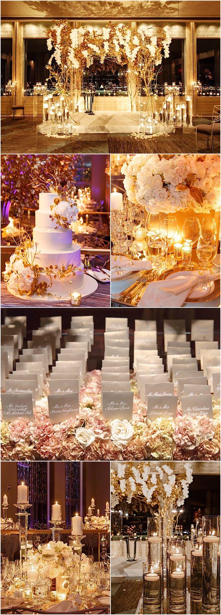Featured Photographer: Lilian Haidar Photography; ballroom wedding ideas