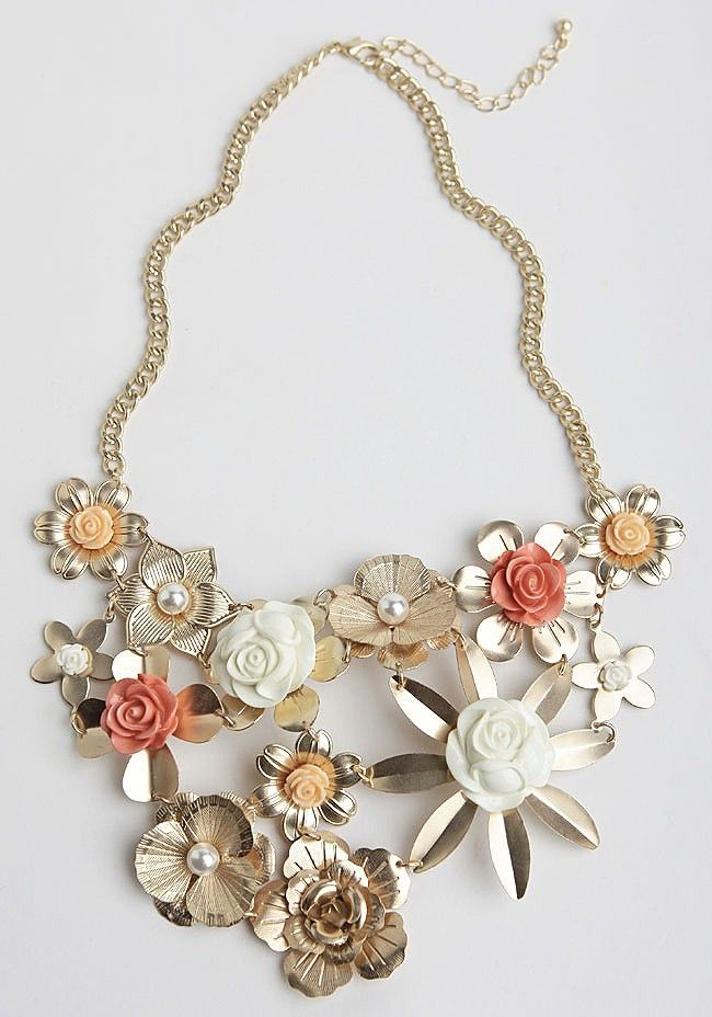 Avondale Statement Necklace