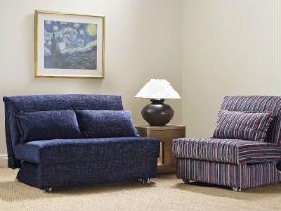 Reims. Large fabric sofas.