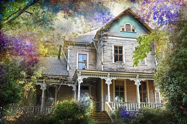 Colors of Heaven by Distressed Jewell, via Flickr
