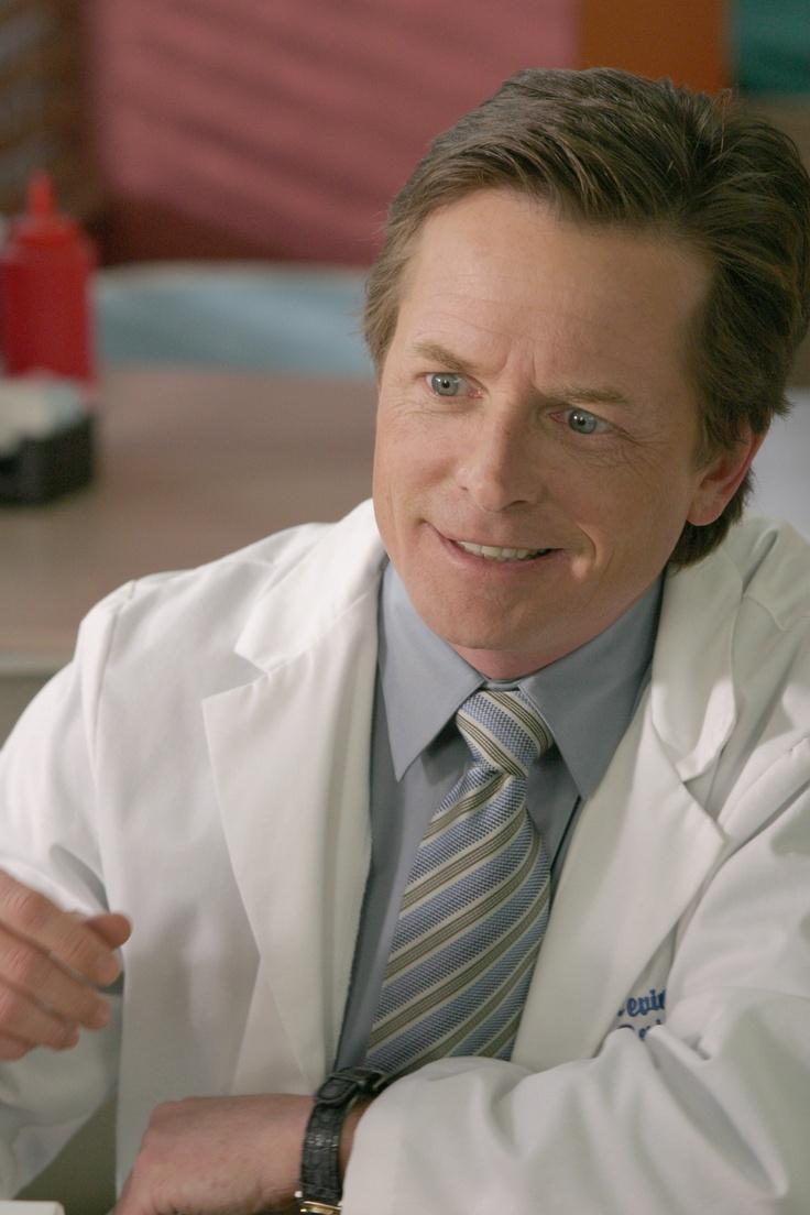 Dr. Kevin Casey (Michael J Fox)
