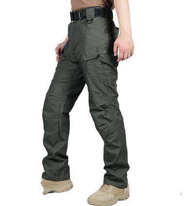 IX7 II Gear Teflon Waterproof Tactical Military Pants Men Rip-stop SWAT Soldier Combat Trousers Militar Work Army Cargo Pants