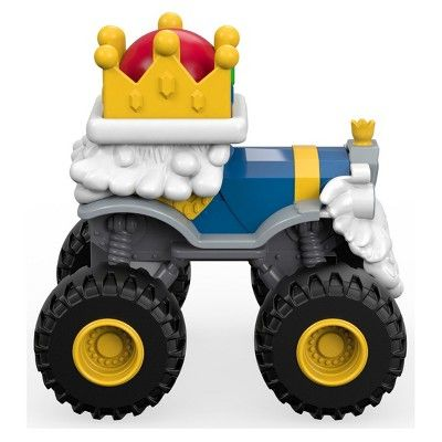 Fisher-Price Blaze and the Monster Machines King Truck