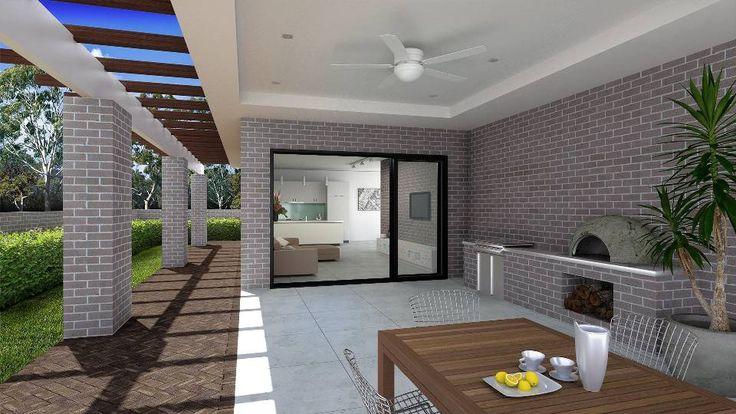 Monier Pgh Colourtouch House Brick Cement Pgh Paver