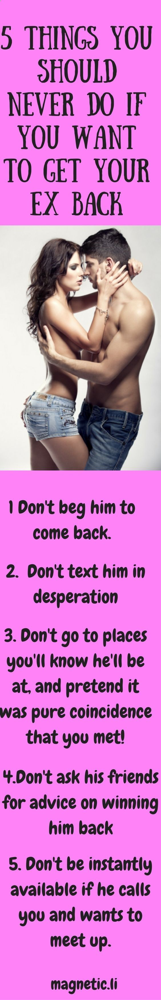 Getting Your Boyfriend Back - ts easy to make mistakes when youre desperate to get him back but dont despair! Read my blog post to discover how to get your ex back using the law of attraction. - How To Win Your Ex Back Free Video Presentation Reveals Secrets To Getting Your Boyfriend Back
