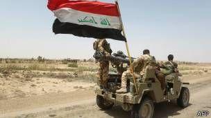 ¿Por qué no se consigue frenar el rápido avance de Estado Islámico? - BBC Mundo