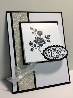 You Are Loved Valentine's Day, Wedding or Anniversary card  Stampin' Up!