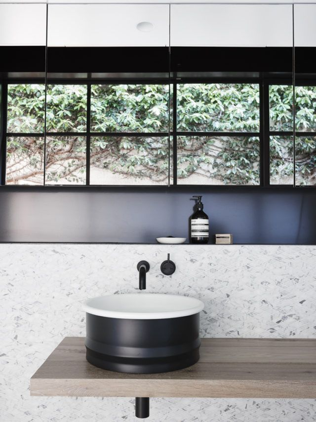 Texture in Toorak: We're coveting this Melbourne real reno - The Interiors…