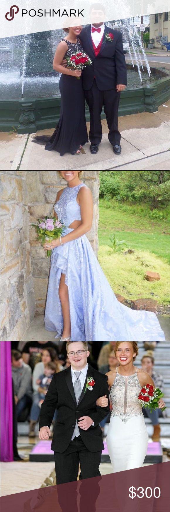 Name Brand prom dresses 3 beautiful name brand prom dresses. in perfect condition. Dresses Prom