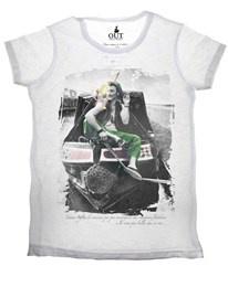 T-shirt Peter Pan Out