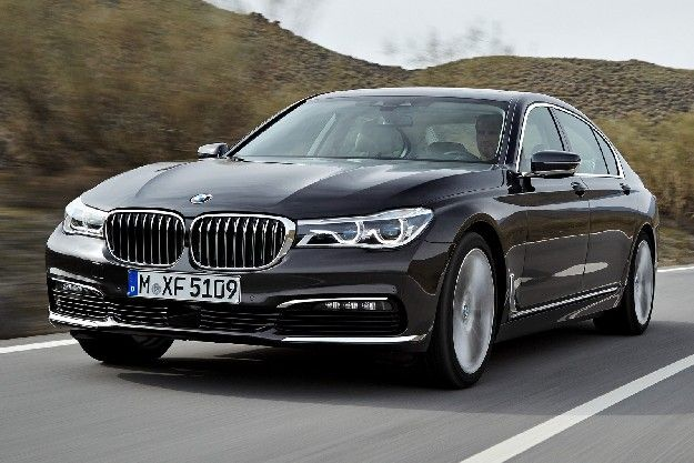 BMW 7 Series Individual | These Top Luxury Cars Are Every Man's Dream Come True