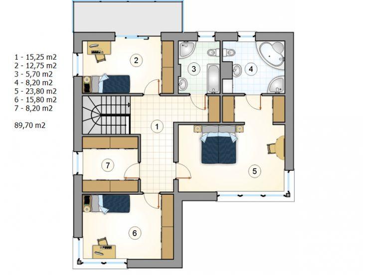 Projekti : Māja AT-91