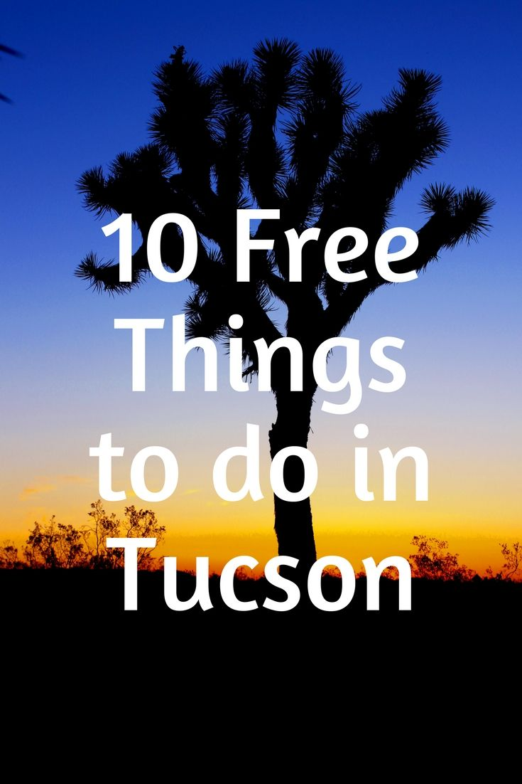 Have fun without breaking the bank with these 10 FREE things to do in Tucson. There are all kinds of activities to enjoy in Tucson, something for everyone!