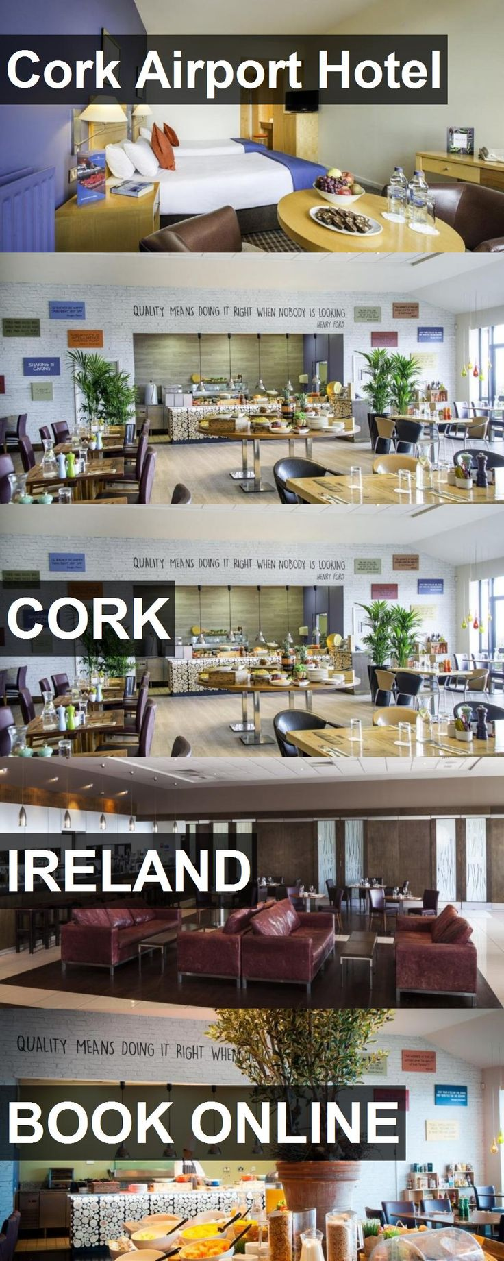 Cork Airport Hotel in Cork, Ireland. For more information, photos, reviews and best prices please follow the link. #Ireland #Cork #travel #vacation #hotel