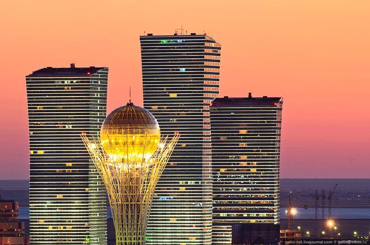 Республика Казахстан. Панорамы Астаны (2011) Часть 3 - Gelio (Степанов Слава)