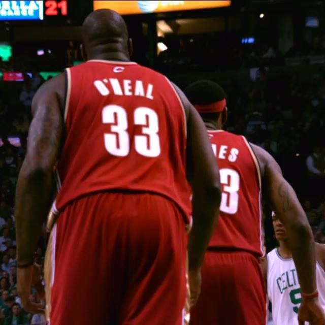 As LeBron James passes Shaquille O' Neal on the all-time scoring list, we look back at their time as teammates with the Cleveland Cavaliers!