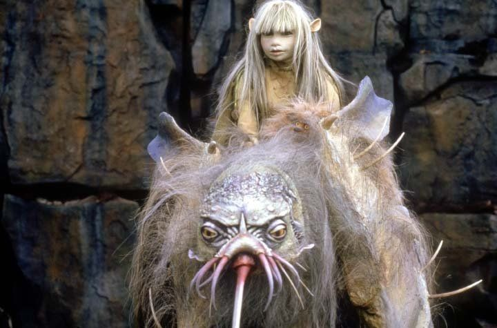 The Dark Crystal (1982) one of my favorites by Jim Henson